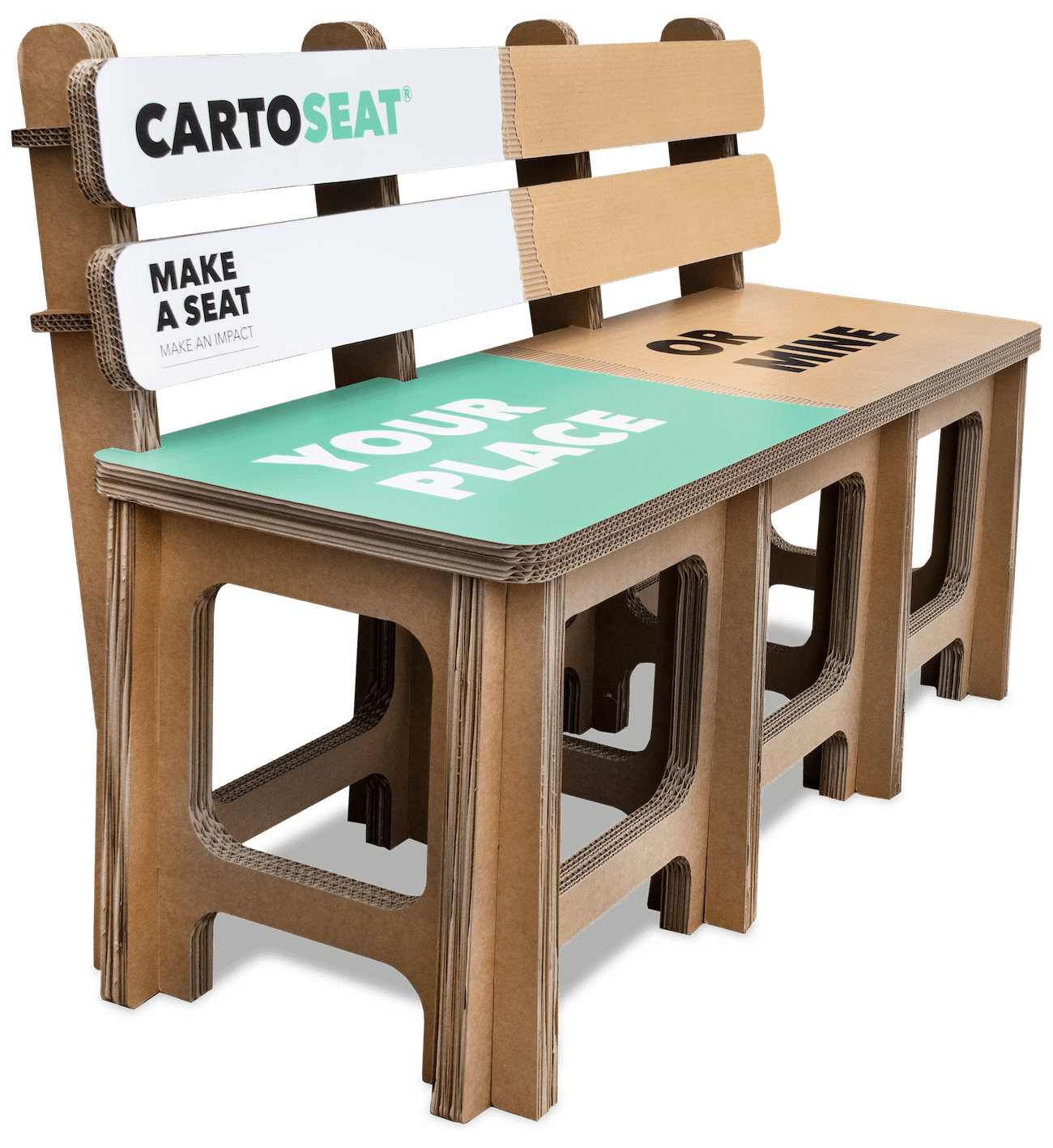 Cartoseat Fold stretched L
